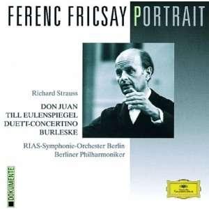Strauss Don Juan, Till Eulenspiegel, Duett Concertino