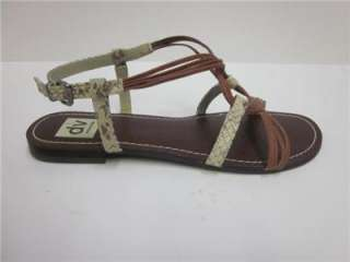 Dolce Vita Womens Shoes Dave Cognac