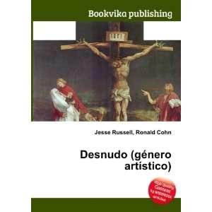 Desnudo (género artístico): Ronald Cohn Jesse