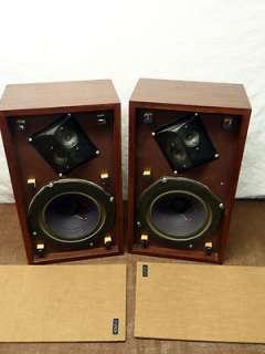 advent 2 w two tweeter array 2 way vintage speakers main. Black Bedroom Furniture Sets. Home Design Ideas