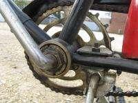 JC Higgins cruiser bike coaster bicycle skiptooth 19 Womens Rat Rod