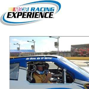 com Nascar Racing Experience Qualifier  Drive A Real Nascar Race Car