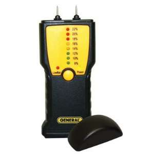 3 each General Tools Led Moisture Meter (MM1E)