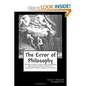 of Monism vs Dualism (9781466461697) Mr Daniel J Shepard Books
