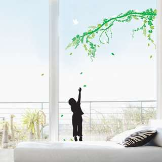 KIDS DREAM TREE NURSERY WALL ROOM DECOR STICKER PS58183