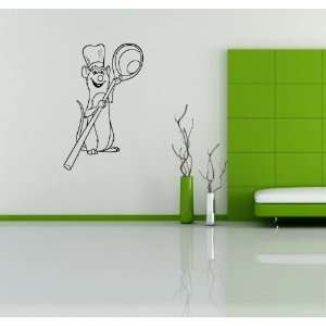RATATOUILLE BABY ROOM NURSERY WALL VINYL STICKER DECALS