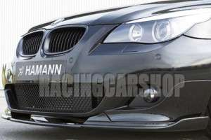 BMW E60 M TECH H TYPE UNPAINTED FRONT LIP SPOILER