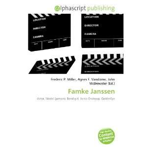 Famke Janssen (9786132894489): Books