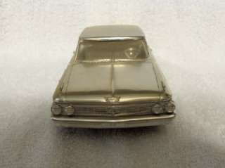 1962 Ford Galaxie Gold Award 390 2Dr Promoional Model |
