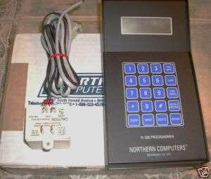 500 PRG N500 PRG Northern Computers Programmer