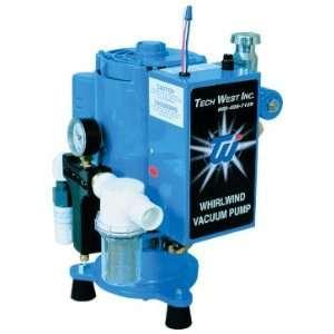 Tech West 1.5 hp Dental Vacuum Pump (3 User) Automotive