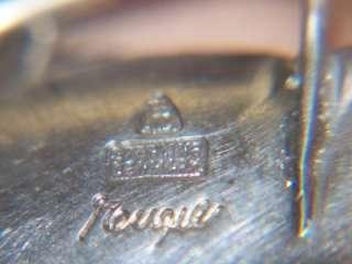 Anton Michelsen Sterling Ivy Pin Denmark Gertrud Engels