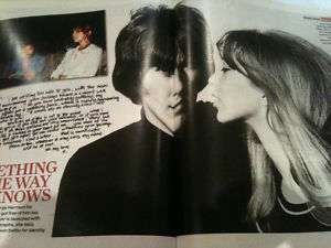 NEW UK  PATTIE BOYD eric clapton George Harrison