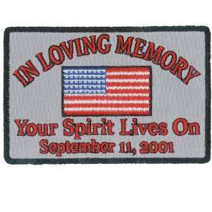 In Loving Memory Patch: Automotive