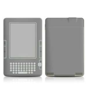 Grey Design Protective Decal Skin Sticker for  Kindle 2 E Book