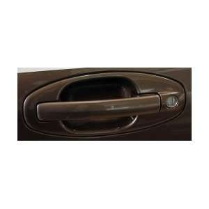 HDL3170135A 1 Left Front Door Handle Outer 2001 2006 Hyundai Santa Fe