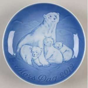 Bing & Grondahl Mothers Day Plate Bing & Grondahl with Box