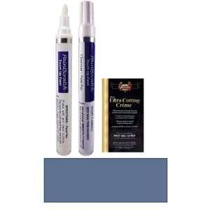 1/2 Oz. Bright Regatta Blue Metallic Paint Pen Kit for