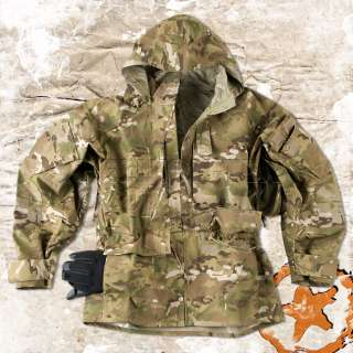 WATERPROOF ARMY FIELD PARKA JACKET SMOCK, MULTICAM, ALL SIZES