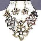 India Fashion Necklace Earing Jewelry Christmas Gift