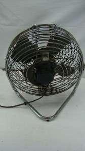 Air Circular Electric Fan General Electric Fort Wayne Working
