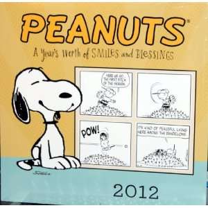 Peanuts Snoopy Charlie Brown Lucy Linus more 2011   2012