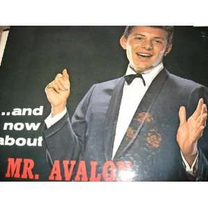 And Now About Mr. Avalon Frankie AValon Frankie Avalon Music