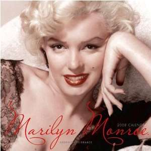 Marilyn Monroe 2008 Mini Wall Calendar