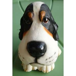 King Charles Cavalier (#4 of 4)  Big Head Puppy Coin Bank