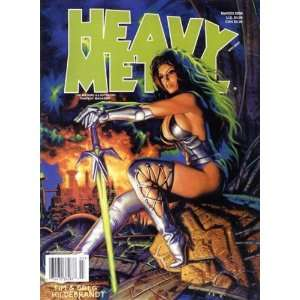 Heavy Metal Magazine March 2000 (March 2000)