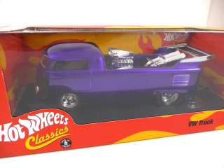 AWESOME   MIB HOT WHEELS CLASSIC 118 DIE CAST VW TRUCK   LIMITED