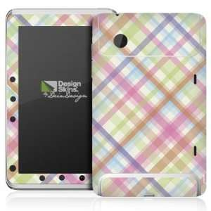 Design Skins for HTC Flyer   Pastellkaromuster Design