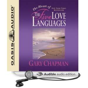 the Five Love Languages (Audible Audio Edition) Gary Chapman Books