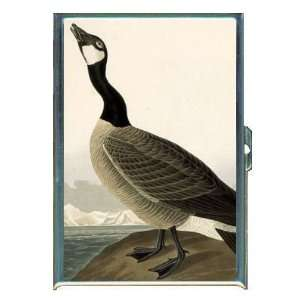 JOHN J. AUDUBON CANADIAN GOOSE ID Holder, Cigarette Case
