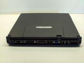 521TE Laptop/notebook 13.3 Intel Pentium III 64 MB RAM, CD Rom