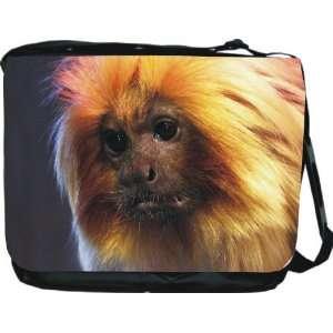 Rikki KnightTM Monkey Design Messenger Bag   Book Bag