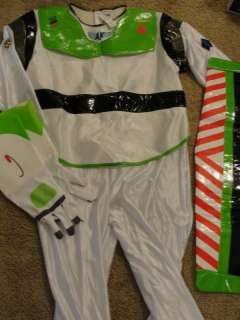 Disney Store Buzz Lightyear Halloween Costume Adult XXL