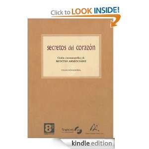 Secretos del Corazón. Guión (Spanish Edition) Montxo Armendariz
