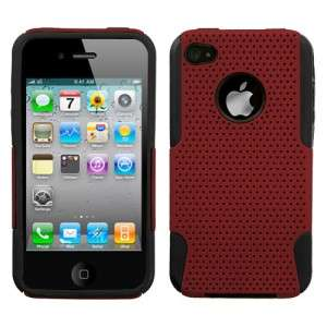Hard Silicone Rubber Gel Skin Case Cover for Apple iPhone 4 4S