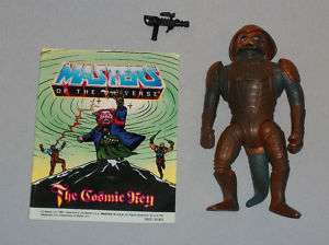 vintage He Man heman SAUROD masters of the universe