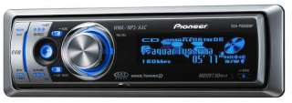 Pioneer DEH P6800MP car stereo AM FM HD XM Sirius CD MP3 IPOD AUX ZUNE