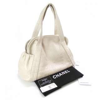 CHANEL Calf Unlimited Medium Tote Bag Paris Moscou