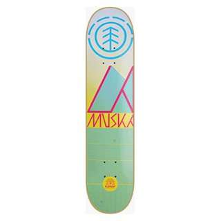 Element Skateboards Muska City Of Angels Deck 8.0