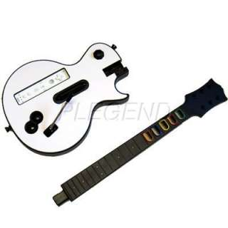 Official Wii Guitar Hero Les Paul Guitar Controller Use