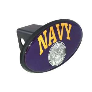 U.S. Navy Domed Trailer Hitch Cover with Hitch Pin Sports
