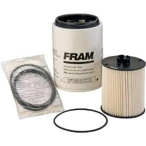 FRAM K10873 Heavy Duty Fuel Filter Kit Automotive