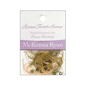 : Pine Needles Embel Kit Home Tweet Home HTH06: Arts, Crafts & Sewing