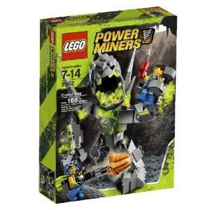 LEGO Power Miners Crystal King (8962) NEW