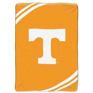 NCAA Tennessee Volunteers FORCE 60x80 Super Plush Throw
