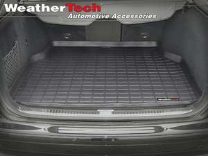 ® Cargo Liner   2001 2007   Mercedes C Class Wagon   Black